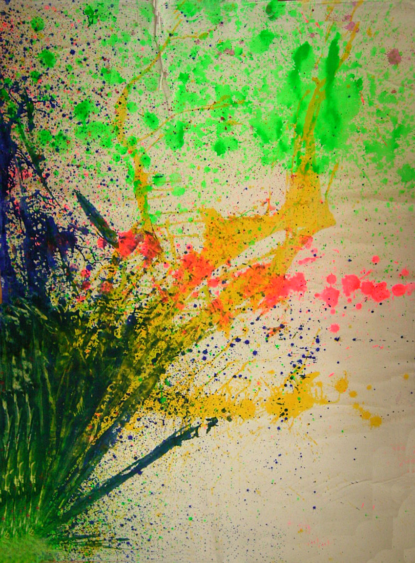 actionpainting No_10